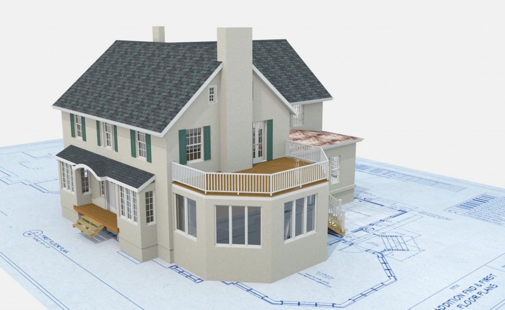 Design build solutions visions of the future house on blueprint malvernweather Image collections
