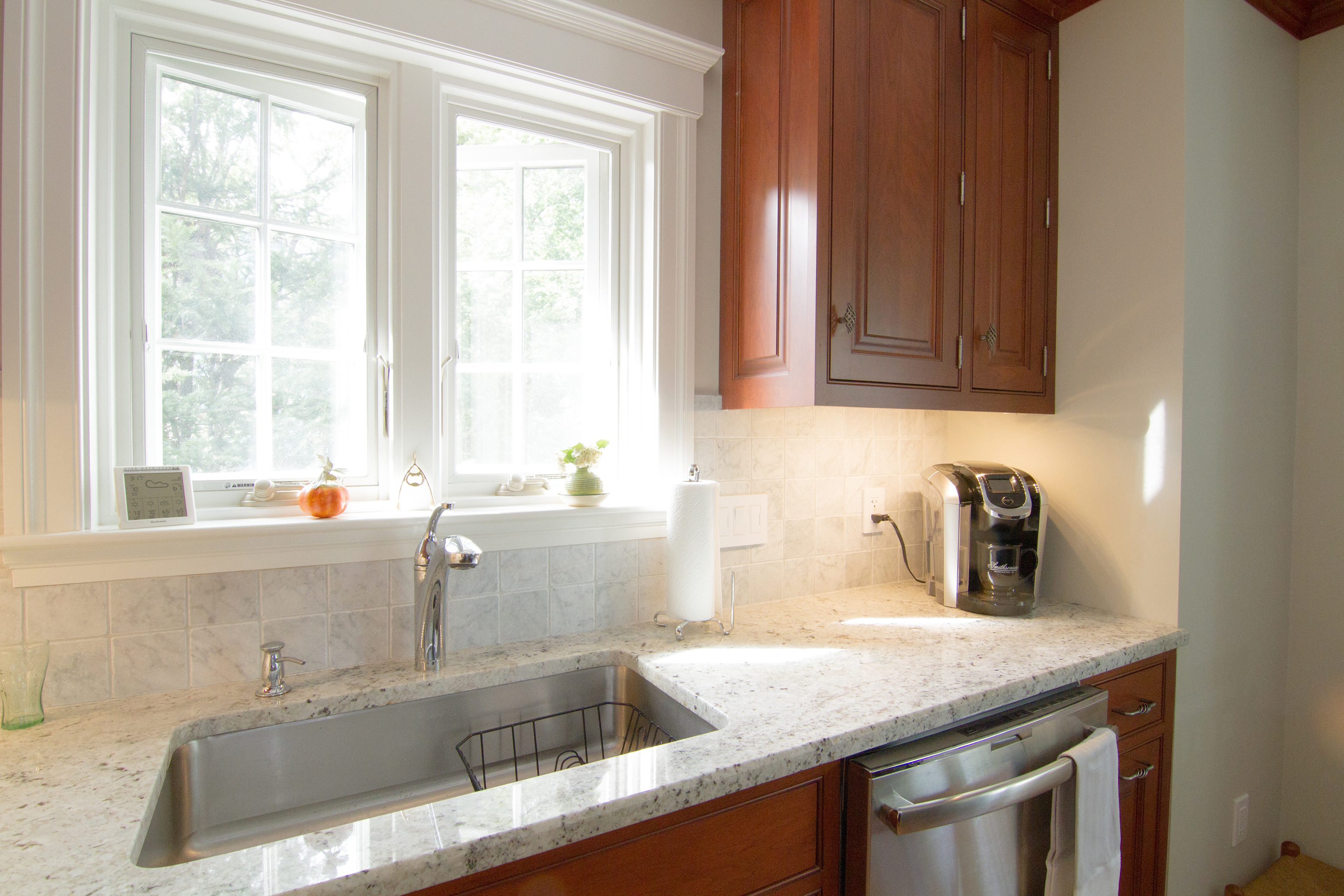 New Construction Kitchen Sink