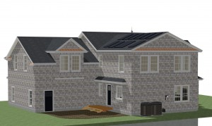 Possible exterior 4